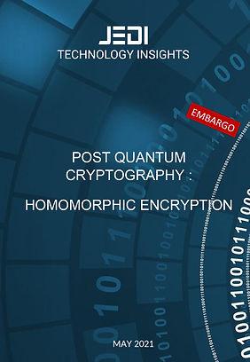 JEDI TechInsight PostQuantumCryptography