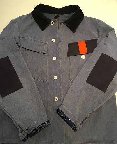 Denim Work Shirt/Jacket