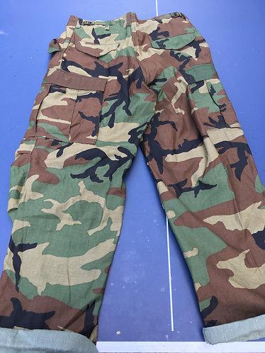 Woodland Cargo Pants