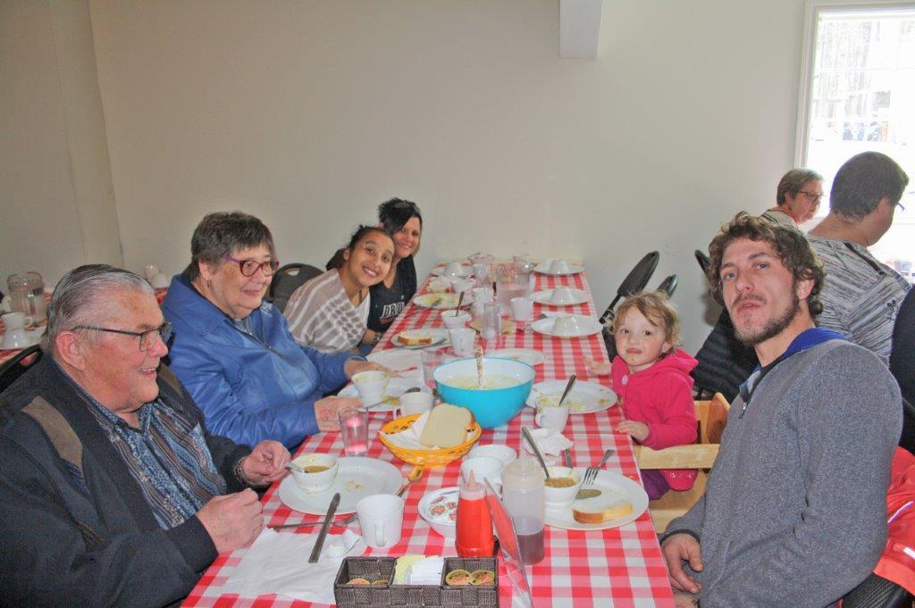 Famille de Marius Messier
