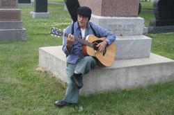Au cimetière de Varennes