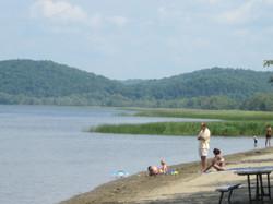 Lac Champlain, Milton, VT