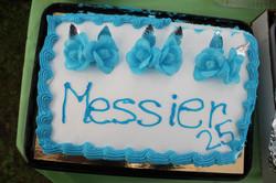 Le gâteau Messier