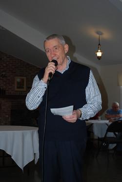 L'organisateur, Réal Messier (85),