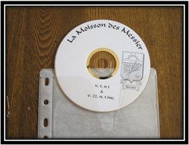 La Moisson, version électronique (v.1 au v. 23)