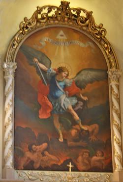 Tableau de Saint-Michel-Archange