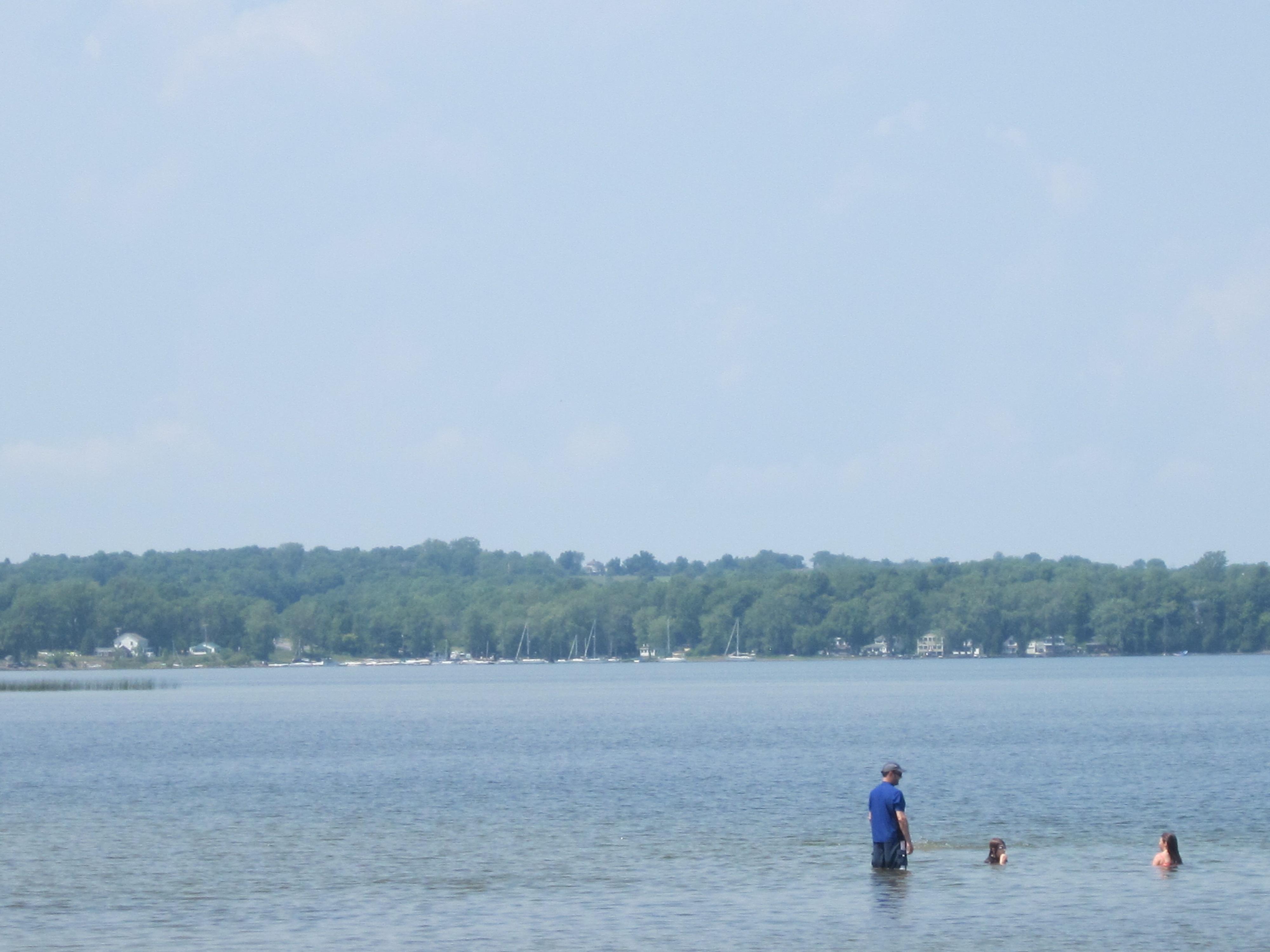 Lake Champlain, Milton VT