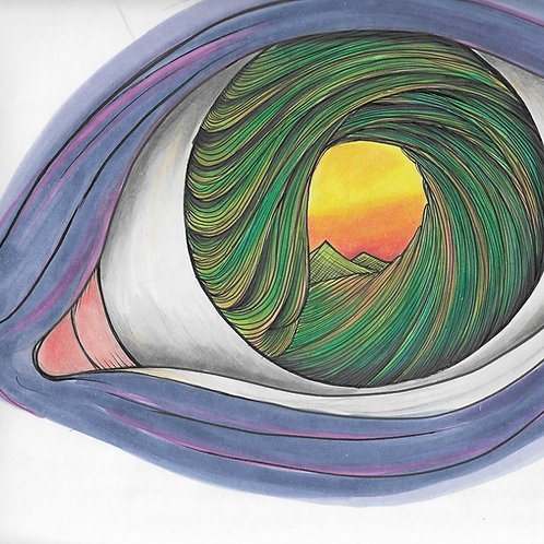 Wave Eye #1