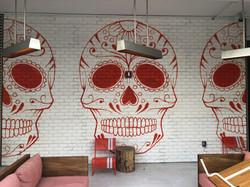 Mural Painting for El Vez
