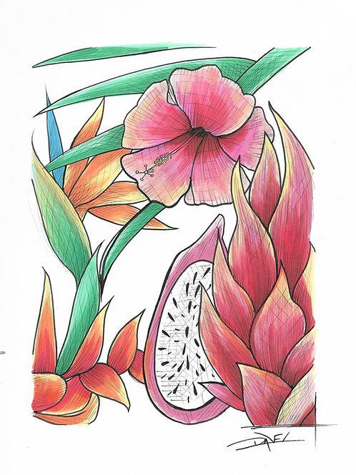 Tropical Flora #1