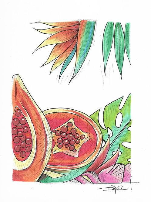 Tropical Flora #2