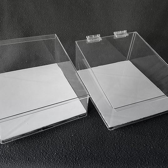 Caja para frutas secas-Acrilicor