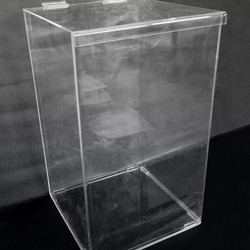 Cajas para inflados-Acrilicor