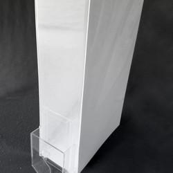 Tolva Dispenser-Acrilicor