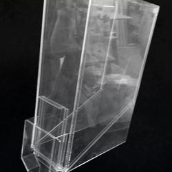 Tolvas Dispenser-Acrilicor