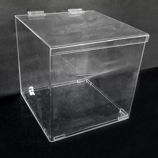 Caja para harinas-Acrilicor