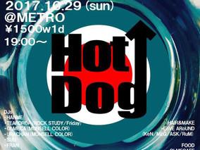 10/29 Sun  HOTDOGvol.54