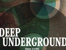10/3 Tue Deep Underground
