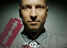 "11/2 Thu    ""Connected Undergroud"" presents Stefan Goldmann in Kyoto"