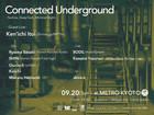 9/20 Sun.  Connected Underground