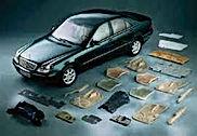 hemp car parts