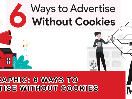 Infographic: 6 Ways to Advertise Without Cookies