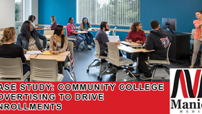 Case Study: Community College Advertising to Drive Enrollments
