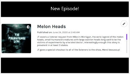 Melon Heads episode out now