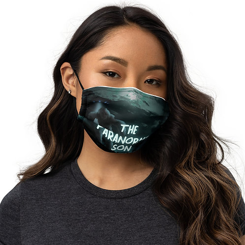 The Paranormal Son Premium face mask