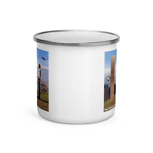 Limited Edition Monolith Enamel Mug