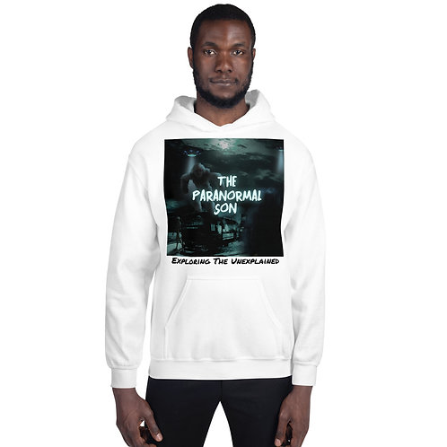 The Paranormal Son Unisex Hoodie (front print)