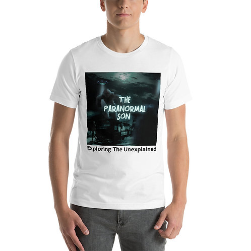 The Paranormal Son Short-Sleeve Unisex T-Shirt (front print)