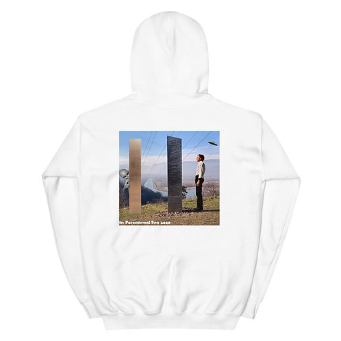 Limited Edition Monolith Hoodie (back printed)