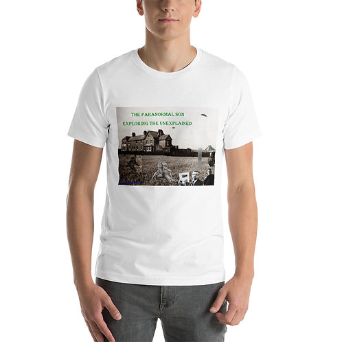 Limited Edition Garden Party Short-Sleeve Unisex T-Shirt (front printed)