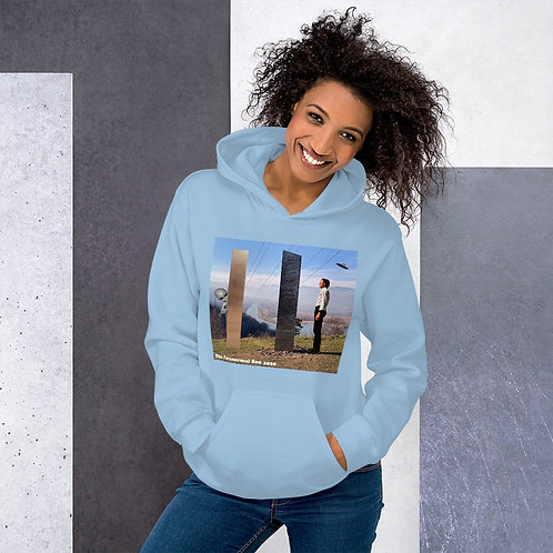 Limited Edition Monolith Hoodie (front printed)