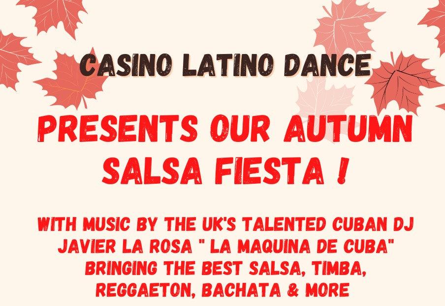 Autumn Salsa Fiesta