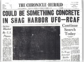 The Shag Harbour incident