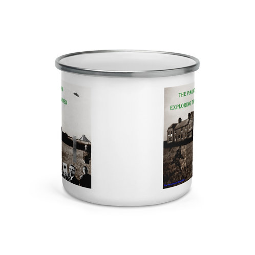 Limited Edition Garden Party Enamel Mug