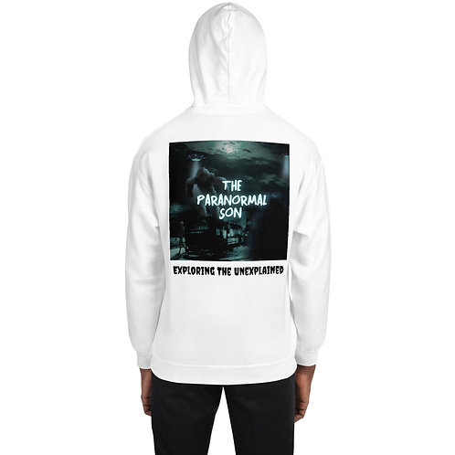 The Paranormal Son Unisex Hoodie (back print)