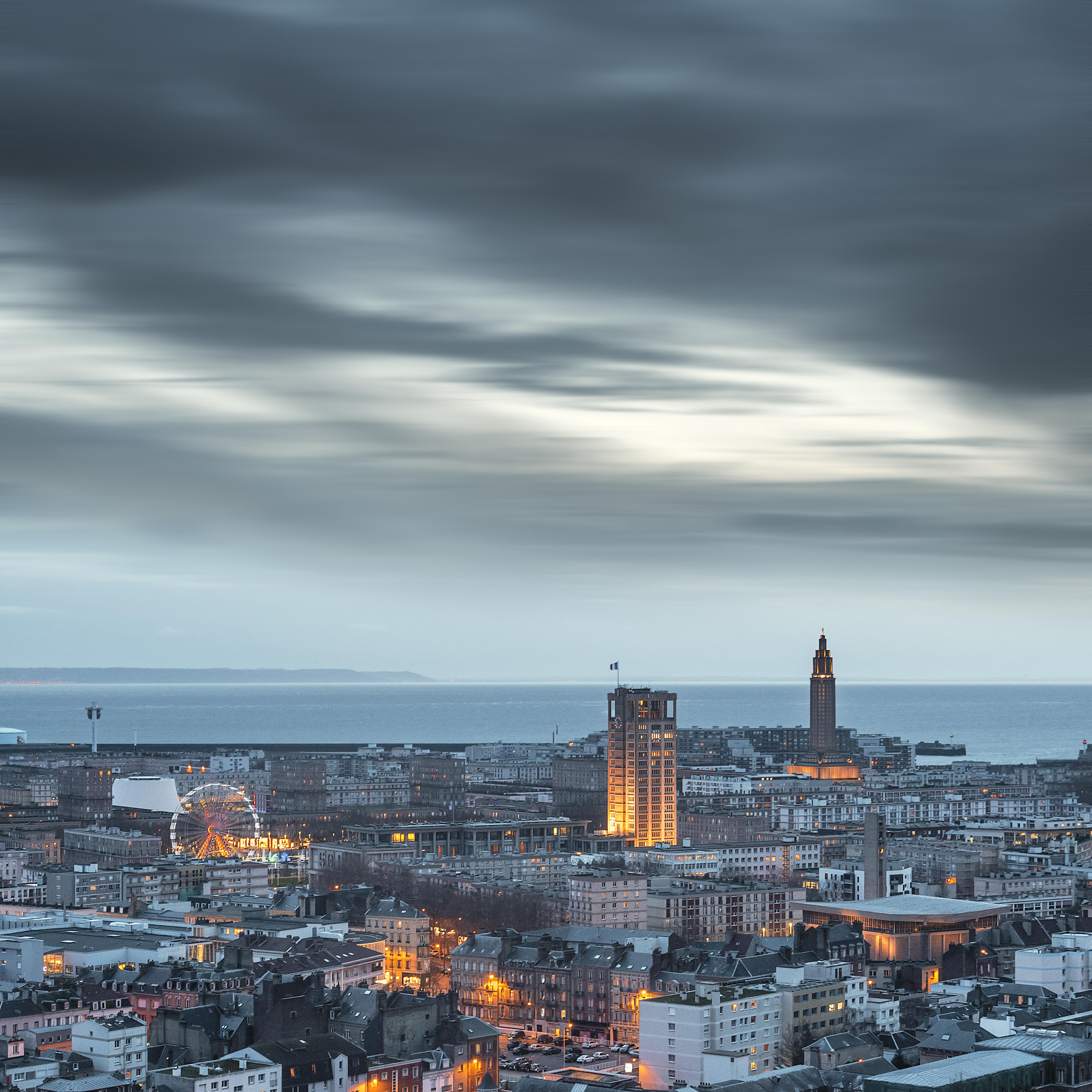 Entre chiens et loups - Le Havre