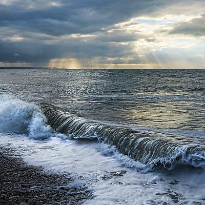 LE HAVRE, effets mer