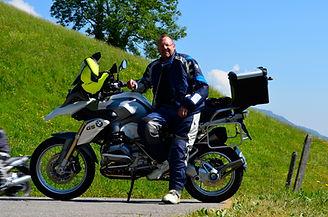 BMW Motorradfahrschule Mühle, BMW R1200 GS