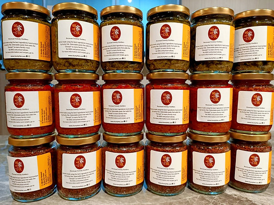 Aunty Pek's artisanal and unique sauces for every home kitchen