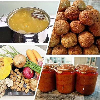 GSS 3 in 1 Bundle: Stock + Meatball +Rempah (Highly recommended)