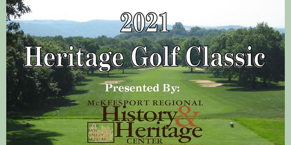 2021 Heritage Golf Classic