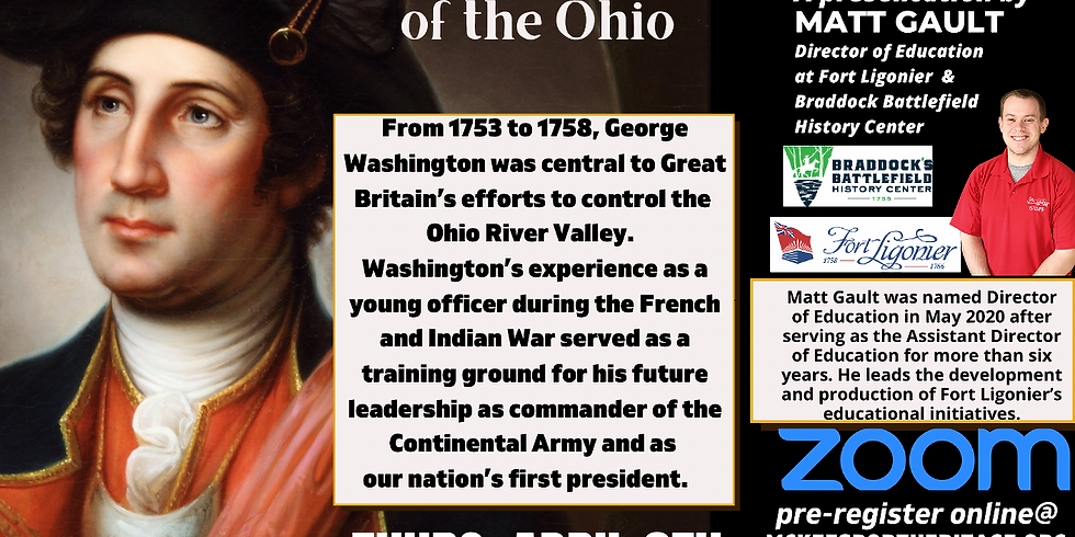 George Washington's Quest for the Forks of the Ohio