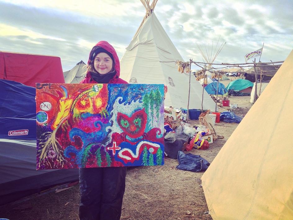 Standing Rock, North Dakota