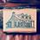 Thumbnail: Custom Home Illustration on Wood
