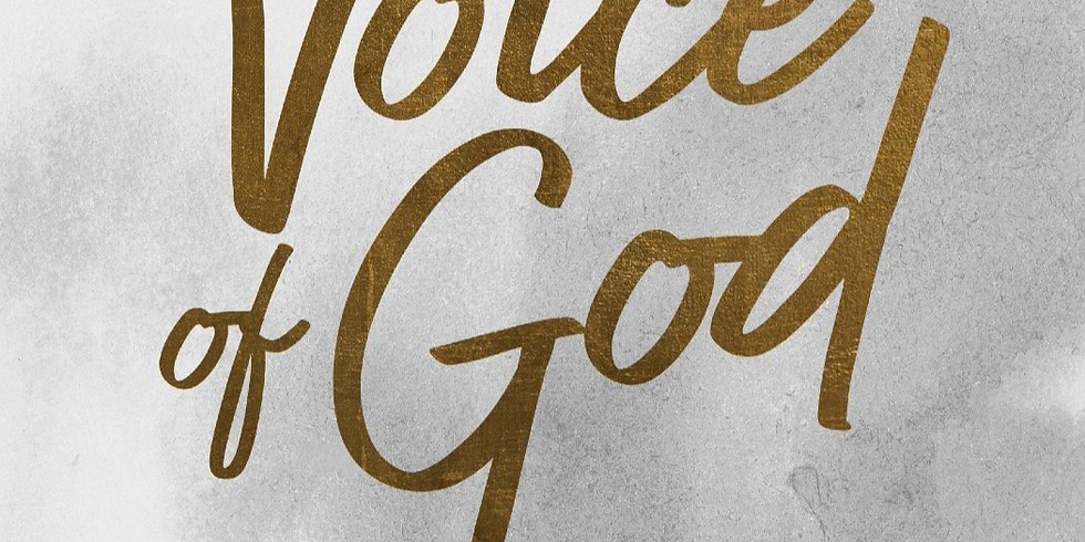 Discerning the Voice of God - Online Bible Study