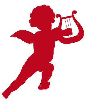 Cupid_with_Harp_Transparent_PNG_Clip_Art